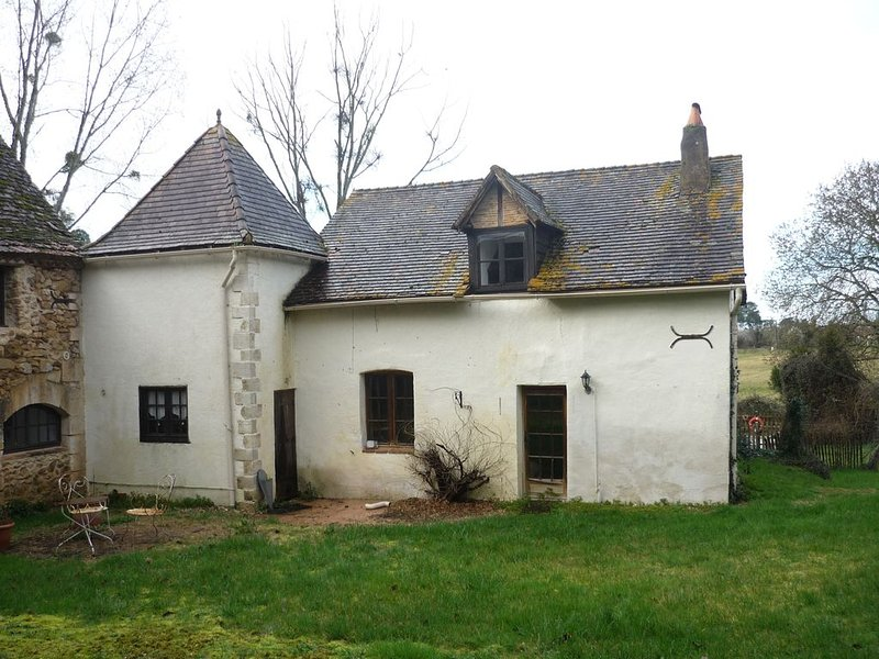 Gite Les papillons..., holiday rental in Saint-Gery