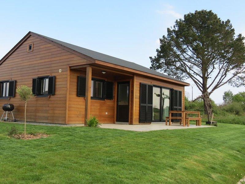 Maison en bois océan - Plobannalec-Lesconil, location de vacances à Lesconil