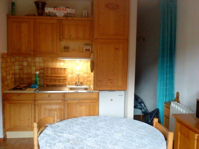 appartement  proche de  la clusaz et du grand bornand  a 15 min  d Annecy, vacation rental in Les Villards-sur-Thones