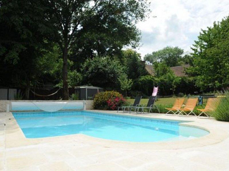 Gite du Jardin des roches à Moigny sur Ecole ( 5 mn de Milly la Forêt), vacation rental in Arbonne-la-Foret