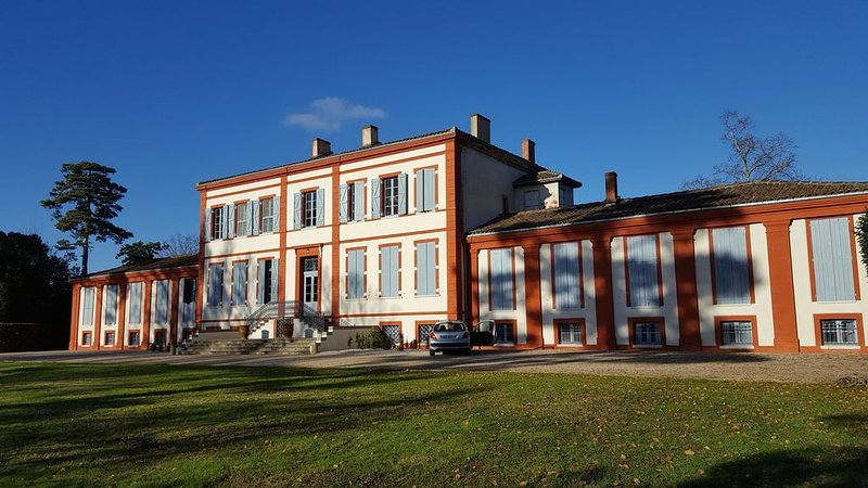Chateau d'Aigrefeuille, Les Hortensias, holiday rental in Saint-Marcel-Paulel