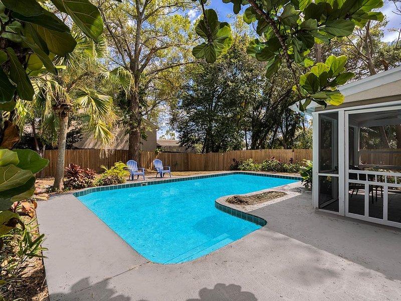 Big Family House in nice neighborhood 5 minutes from Universal, aluguéis de temporada em Winter Garden