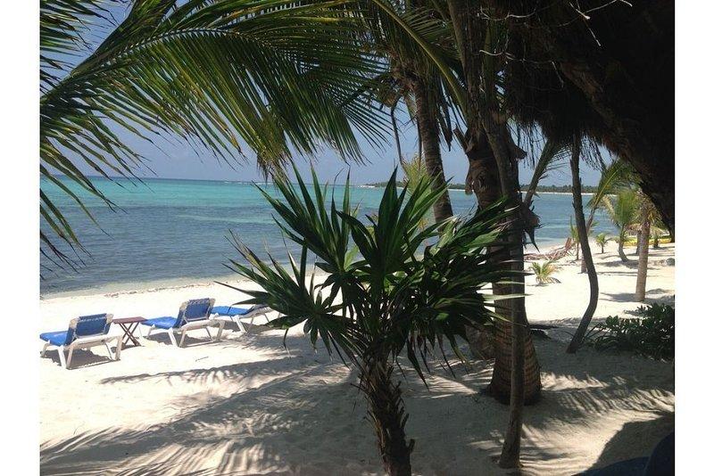 Casa Playa Maya Brand New Beachfront Villa -Step Right on to your Private Beach, vacation rental in Tulum