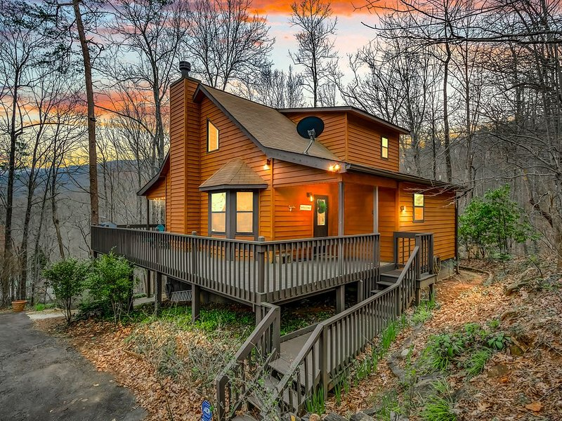 Mountain Cabin in GA, vacation rental in Young Harris