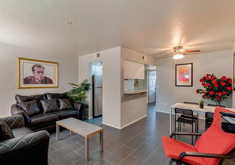 Sun Ridge Resorts Cliffs 107, location de vacances à El Mirage