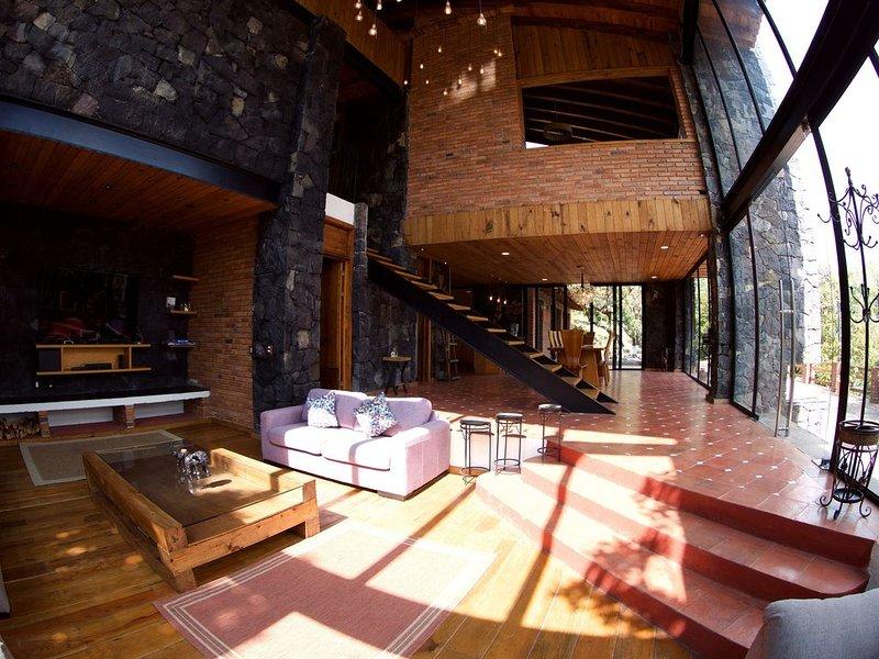 Yú (Casa) Tenancingo, location de vacances à Metepec