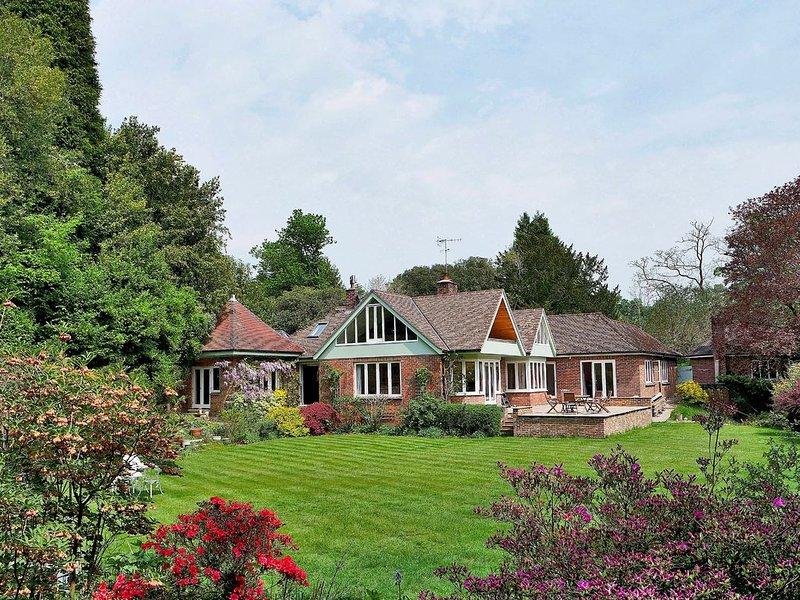 Garden House, LYNDHURST, holiday rental in Woodlands