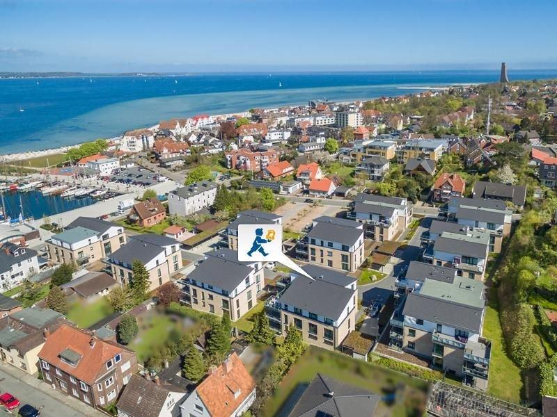 Modern eingerichtet - nur wenige Minuten Fußweg zum Hafen, zum Strand und ins Or, holiday rental in Kiel