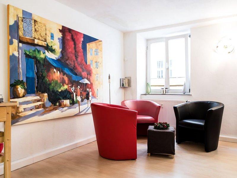 Modernes Studio in der Altstadt, holiday rental in Landshut