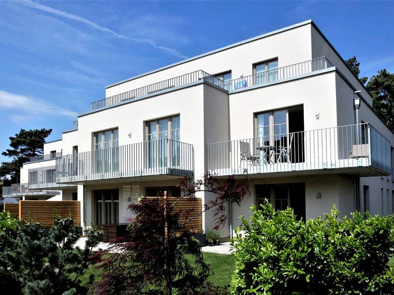 FeWo BICKBEEREN Barbara Whg. 4 im Ostseebad Dierhagen, holiday rental in Klockenhagen