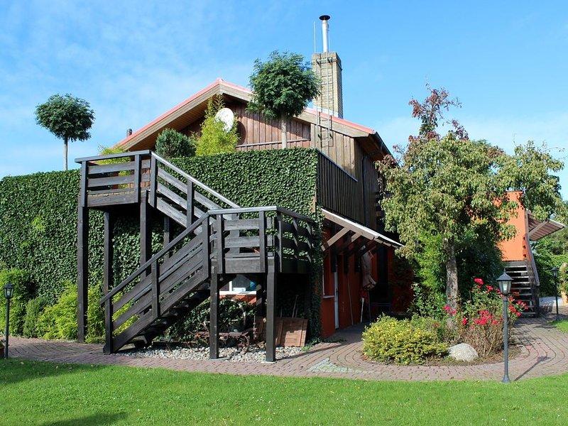 Ferienwohnung/App. für 8 Gäste mit 110m² in Dierhagen Dändorf (125001), holiday rental in Marlow