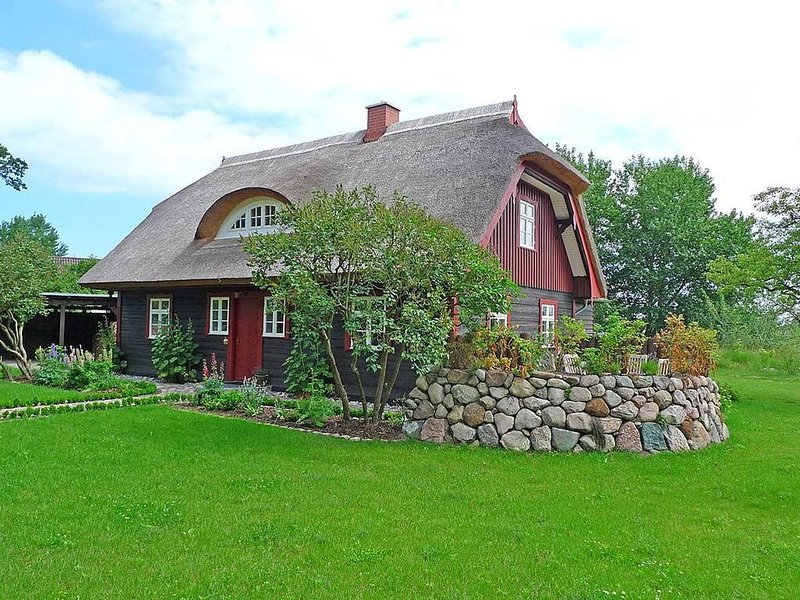 Ferienhaus Kürbis im Erholungsort Wieck, alquiler vacacional en Wieck