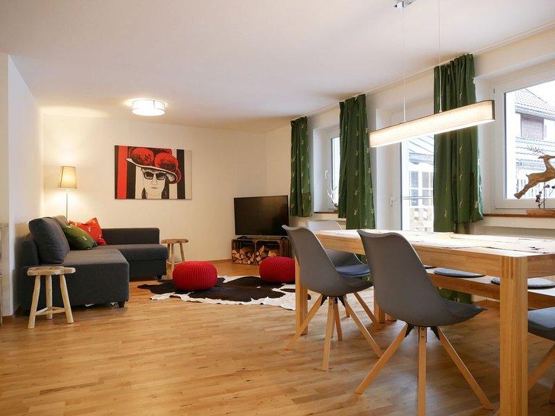 Ferienwohnung 4 - Herzogenhorn EG, 73qm, 2 Schlafzimmer, max. 6 Personen (4 Erwa, holiday rental in Menzenschwand-Hinterdorf