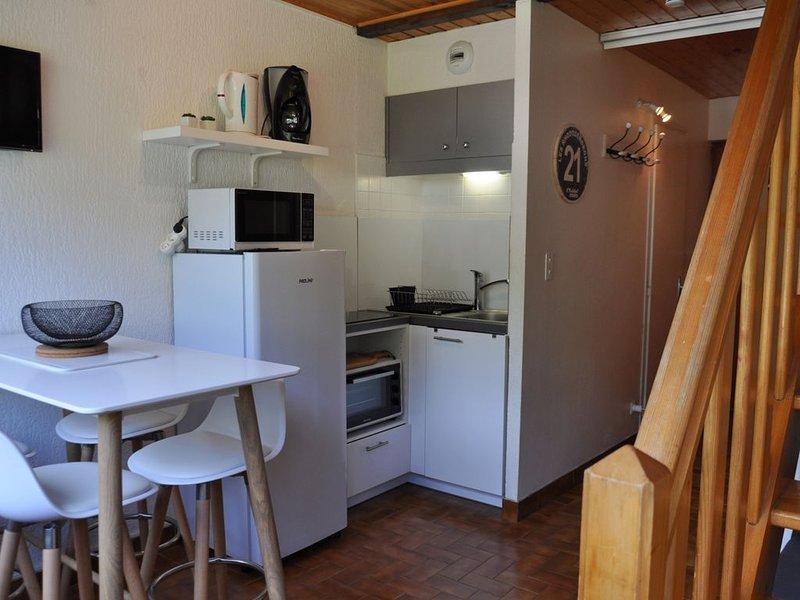 Appartement Airelles 28, holiday rental in La Chapelle-D'Abondance