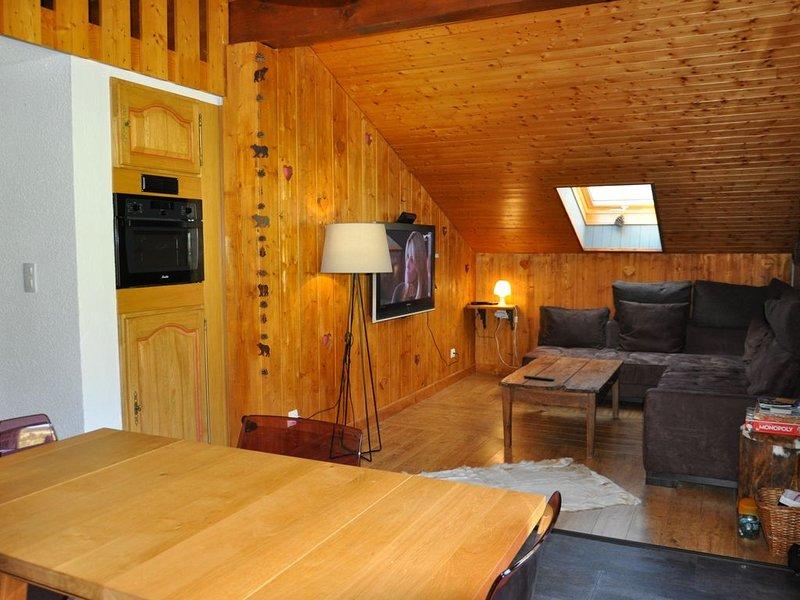 Appartement Grizzly 21, location de vacances à La Chapelle d'Abondance