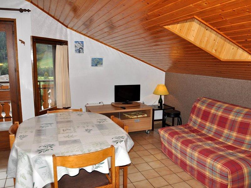 Appartement Florier 21, location de vacances à La Chapelle d'Abondance