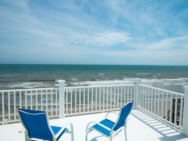 The Lime - Enjoy your oceanfront vacation!, location de vacances à North Topsail Beach