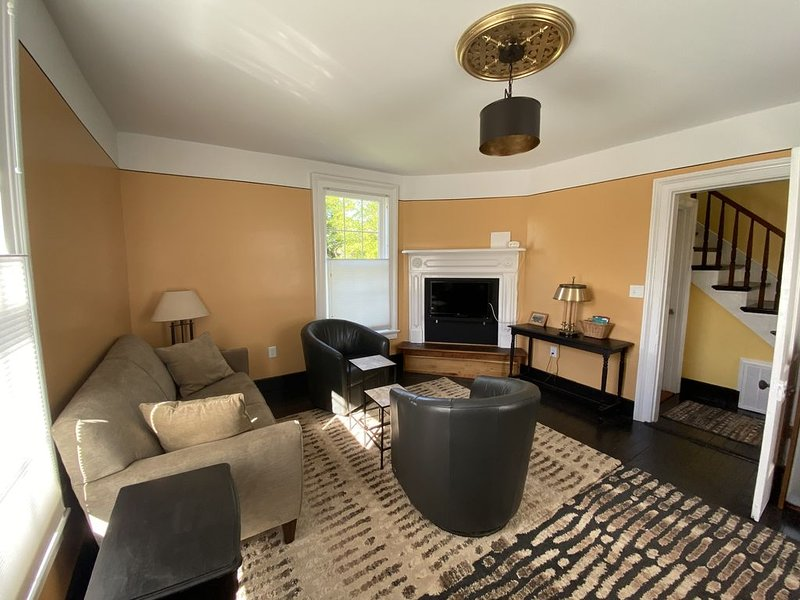 Located In Trendy downtown Belmont, Easy Walk To Downtown Mall,UVA. Pet friendly, vacation rental in Charlottesville