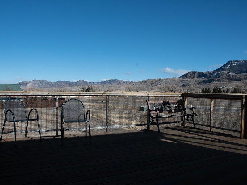 Gateway to Shoshone & Yellowstone, vacation rental in Wapiti