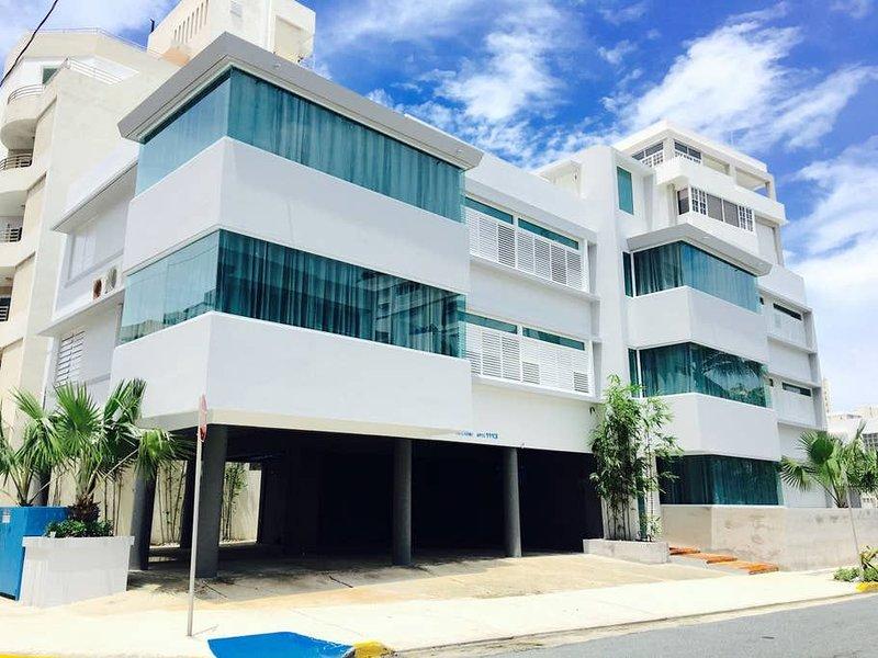 1113 Piccioni I ★ 2 Min Walk to Beach Amazing ★, alquiler vacacional en San Juan