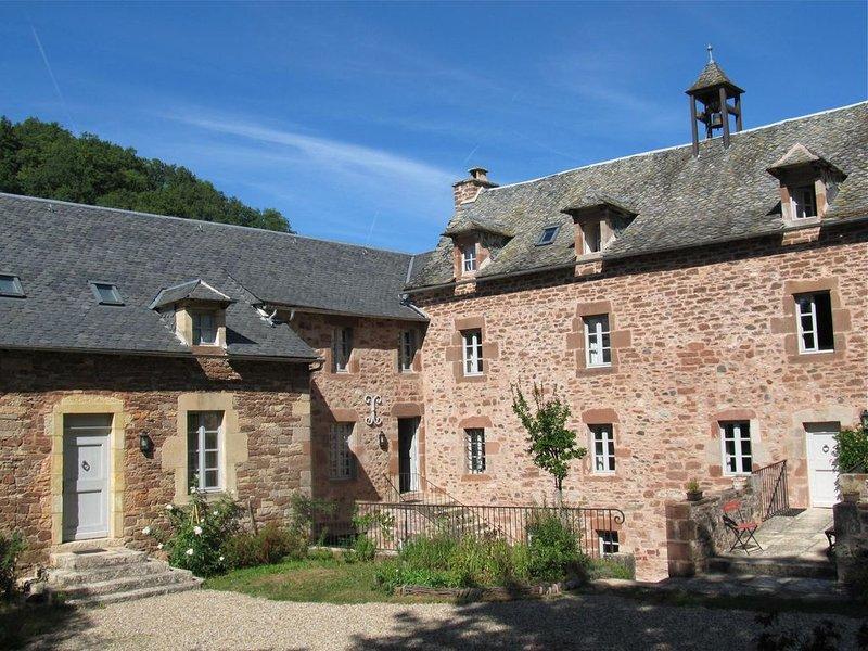 Gîte Tilleul Aveyron, holiday rental in Montpeyroux