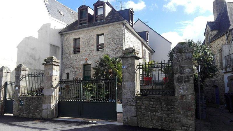 Port de St Goustan / Maison de Caractère face à la Rivière, alquiler de vacaciones en Auray