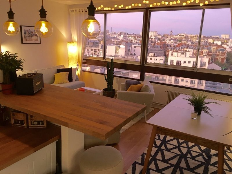 Appartement Romantique et Cosy, vacation rental in Bagnolet