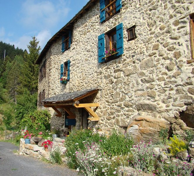 Grand Gîte de caractère  'Le Mas Balmat', holiday rental in Fontpedrouse