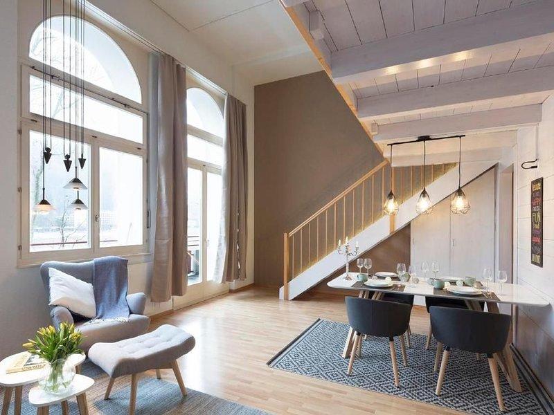 Ferienwohnung Unterseen für 1 - 4 Personen mit 1 Schlafzimmer - Mehrstöckige Fer, aluguéis de temporada em Wilderswil