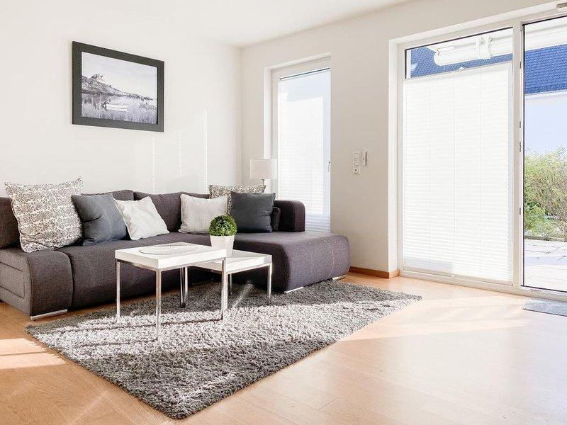 Haus am Meer Wohnung 6 in bester Lage nur wenige Schritte bis zum Strand, vacation rental in Lubeck