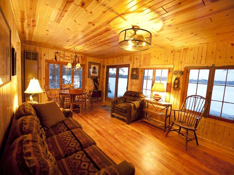 ' The Cabernet Cabin', location de vacances à Springbrook