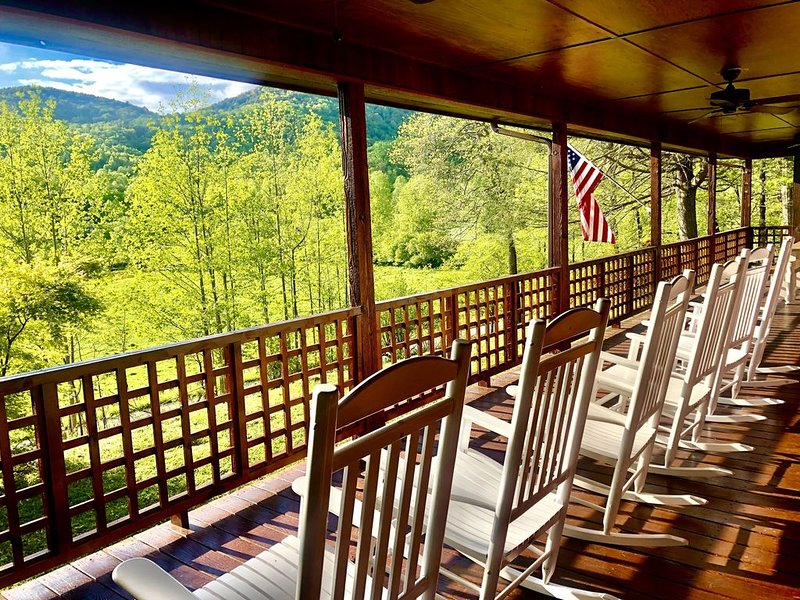 God's country in Goshen Valley, holiday rental in Sautee Nacoochee