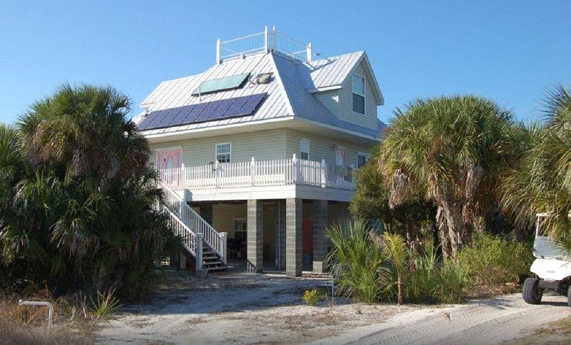 The Sandy Seagull Hideaway, Cayo Costa Island, SW Florida!, alquiler de vacaciones en Boca Grande