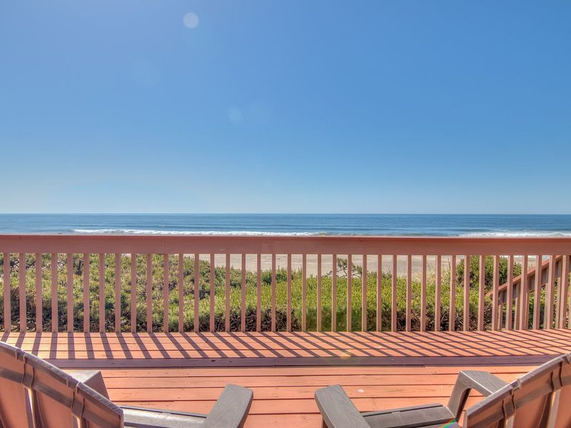 Wonderful Ocean Front Home-Perfect for a Family Retreat!, vacation rental in Gleneden Beach