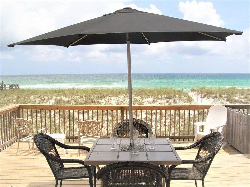 Paradise found on the beach!!! Welcome to Sea Hawk, alquiler de vacaciones en Navarre