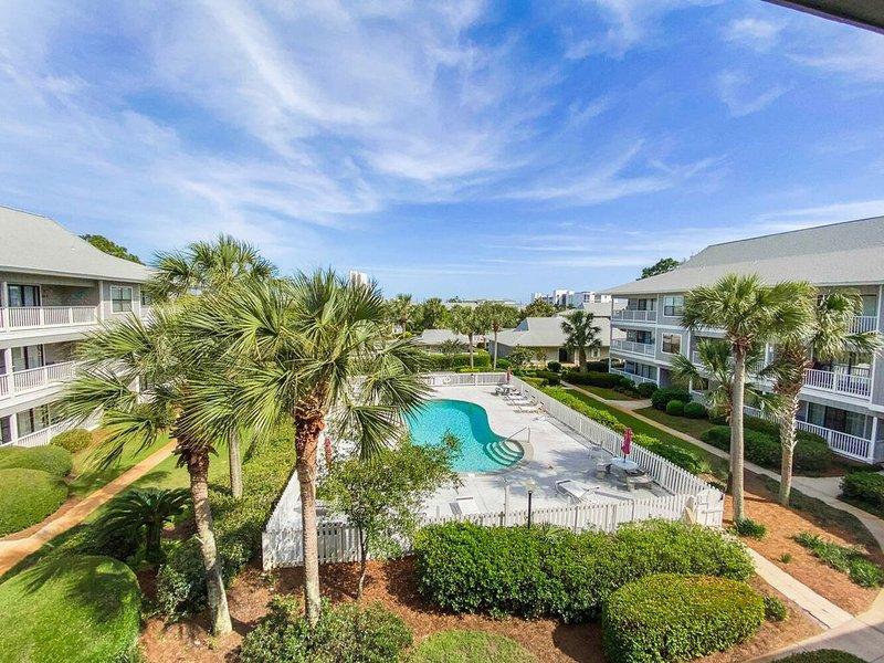 Paradise30a~ Beachwood Villas 11F, 2 Community Pools,Easy Beach Access, vacation rental in Seagrove Beach