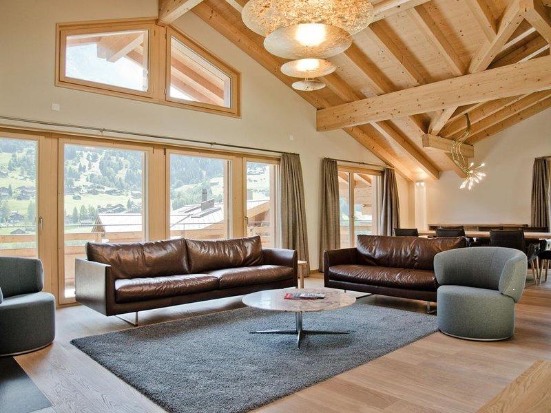 Ferienhaus Grindelwald für 10 - 12 Personen mit 5 Schlafzimmern - Ferienhaus, holiday rental in Grindelwald