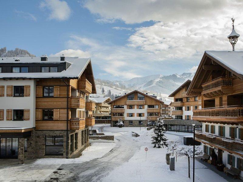 Komfort 6-8-Personen-Ferienwohnung im Ferienpark Landal Resort Maria Alm, vacation rental in Maria Alm
