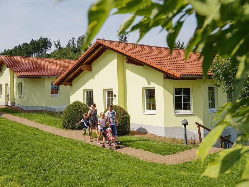 Komfort 6-Personen-Ferienwohnung im Ferienpark Landal Salztal Paradies, holiday rental in Walkenried