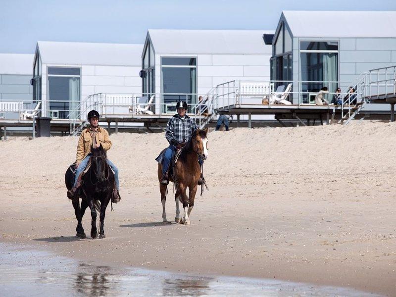 4-Personen-Ferienwohnung im Ferienpark Landal Beach Resort Ooghduyne, holiday rental in Julianadorp