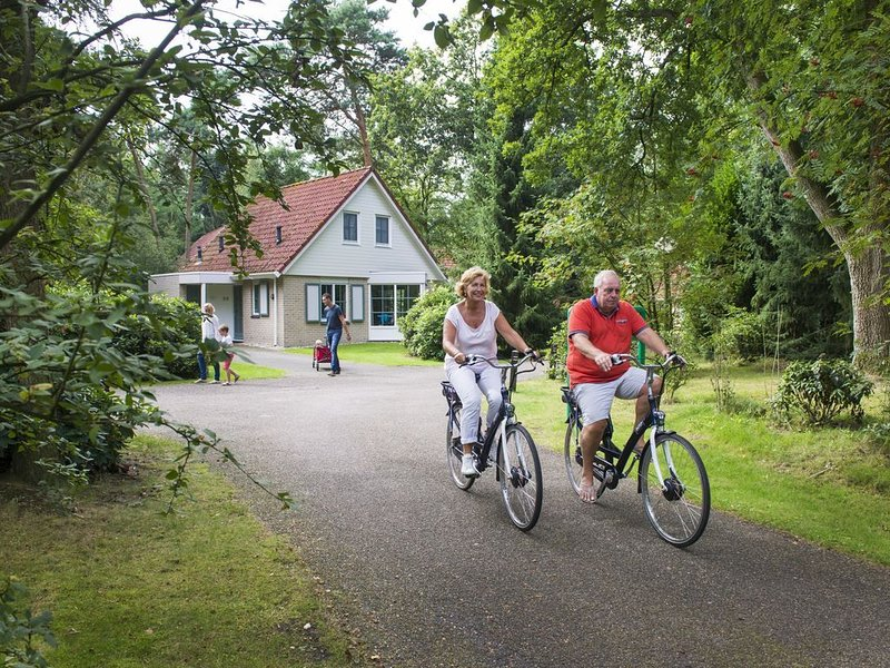 Komfort 8-Personen-Ferienhaus im Ferienpark Landal De Vlegge, holiday rental in Geesteren