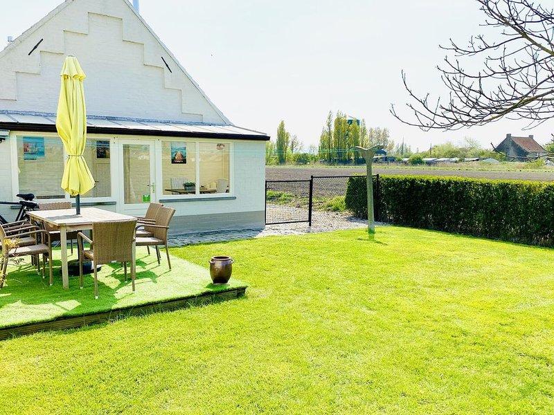 Spacious Holiday Home in Middelkerke near Belgian Coast, location de vacances à Middelkerke