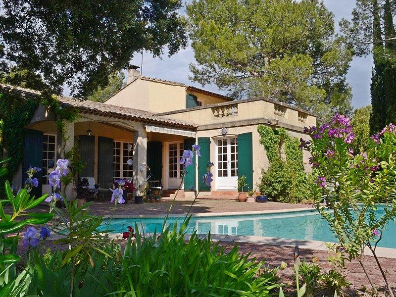Mansion - Villeneuve les avignon, holiday rental in Villeneuve-les-Avignon