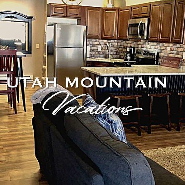 Fabulous Find/CozyCondo Nestled in the Pines/Fishn'/Hikin'/Central/Bryce/ZionGem, casa vacanza a Duck Creek Village
