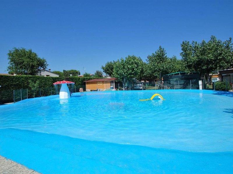 Ferienhaus - 5 Personen*, 28m² Wohnfläche, 2 Schlafzimmer, Internet/WIFI, holiday rental in Savio di Ravenna