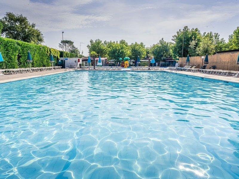 Ferienhaus - 5 Personen*, 40m² Wohnfläche, 2 Schlafzimmer, Internetzugang/WIFI/, holiday rental in Savio di Ravenna