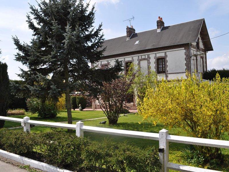maison de vacances, holiday rental in Fontaine-le-Bourg