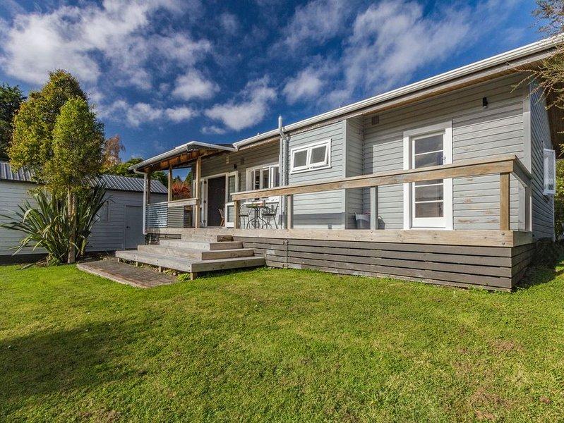 Aroha Cottage - Ohakune Holiday Home, alquiler vacacional en Raetihi