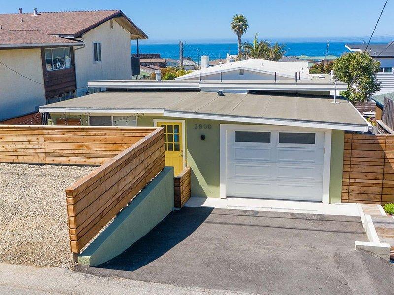 Cozy 2 Bedroom Beach Town Getaway Cottage, alquiler de vacaciones en Cayucos