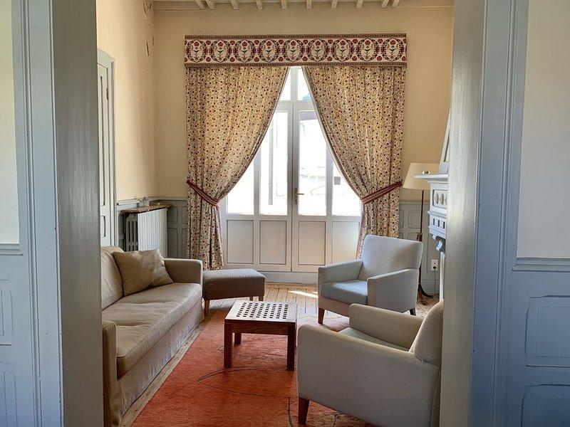VILLA TOUQUETTOISE PROCHE PLAGE ET CENTRE, location de vacances à Le Touquet – Paris-Plage